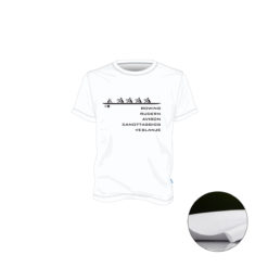 Take it to WIN rowing T-shirt with print